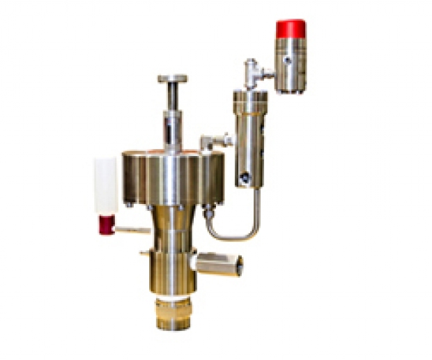 Pneumatic Metering Pumps